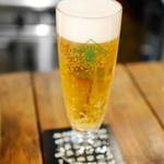 カルパシ - 生ビール(HEARTLAND)