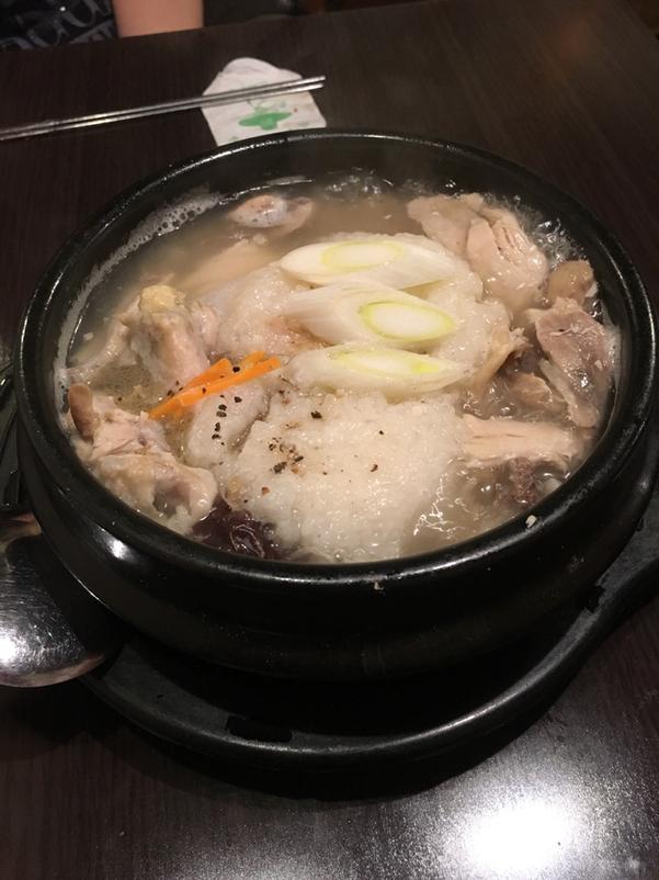 韓国料理 オモニ石 BB