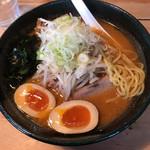 宏ちゃん - 味噌味玉入り(¥820)12/9/2016