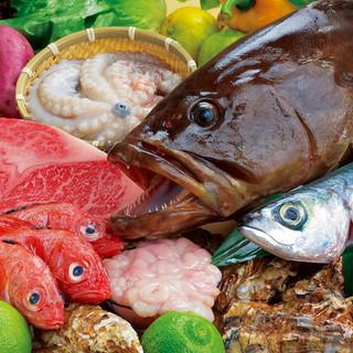 「地元でとれた、新鮮な旬の魚」。これにまさるご馳走はないです