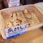 パンのかおり - 魚魚丸とのコラボ