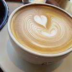 ネイバーフッド アンド コーヒー - ラテ