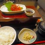 59866589 - お刺身定食 980円(税込)