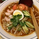マレーチャン - 「ラクサ麺」1,280円