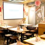 HARAJUKU BOX CAFE&SPACE - 店内