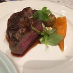 バイキングレストランSeeds - 料理写真:ステーキ!これが旨かった♪
