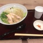 鶏そば - 料理写真: