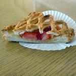 トナカイ - 料理写真:紅玉リンゴパイ280円