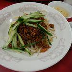 59871895 - 汁なし山椒風担担麺