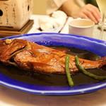 食べるお宿 浜の湯 - 夕食