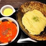 三ツ矢堂製麺 - 料理写真:つけナポリタン