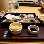 食べるお宿 浜の湯 - 朝食