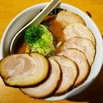 ラーメン ABE's - 味噌ラーメン(チャーシューダブル)