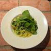 6種の野菜を使ったグリーンペペロンチーノ