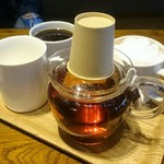 59874180 - ダージリンティー、コーヒーS、ココア