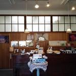CAFA COFFEE  きの子茶屋 - 店内レジ