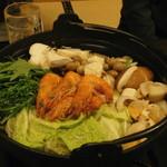 食楽漁師村 - 海鮮鍋