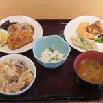 ぼんぼり - 料理写真:今回食べたもの