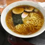 寺泊きんぱちの湯 - 料理写真:ラーメン