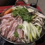 桜の藩 - ちゃんこ鍋