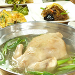 KOREAN DINING ミリネ - タッカンマリ