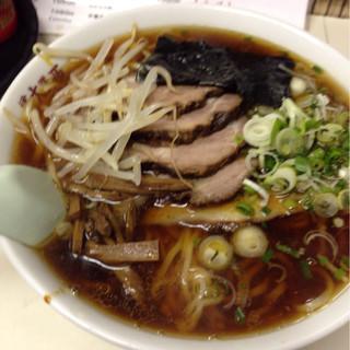味の大西 - 料理写真:チャーシューメン¥1000