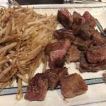 ステーキ ヨシノ - ランチ 国産和牛 2,400円