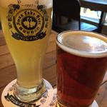 59879304 - ランチビール、それぞれ300円。