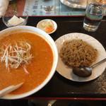 59880255 - 担々麺セット 2016年12月