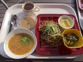 JICA関西 - JICA食堂ブータン料理