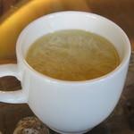 カフェ クロスロード - スープ