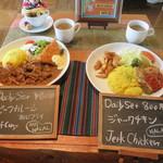 カフェ クロスロード - この日のスペシャル料理