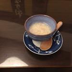 肘折温泉丸屋旅館 - 料理写真:ウエルカム 甘酒