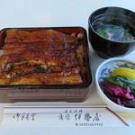 うなぎ川魚料理 伊勢屋 - 料理写真:鰻重