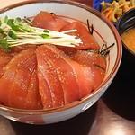 どんぶり - 日替わりのマグロ丼