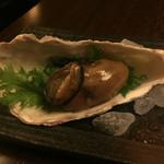 燻製工房&ダイニングGAGA - 牡蠣の燻製