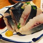 つばめグリル - にしんの酢漬け(∩´∀`)∩ハマりそw