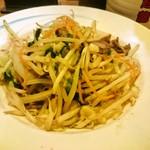 東京屋台 - 肉野菜炒め