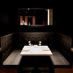 CAVALIER Bistro&Bakery - 3-6名様でお楽しみいただけるボックス席