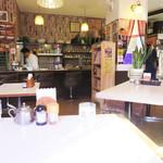 コサイン - まさしく昭和喫茶です。