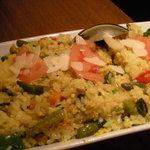 5989325 - インド風野菜入り炒飯