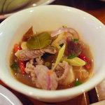 タイ料理 オイノイ・ランナー -