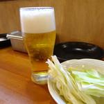 59890093 - ワンコインセットのビール