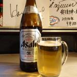 グリル梵 - 瓶ビール