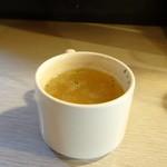 グリル梵 - スープ