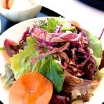 ポルトフィーノ アラマンダ青山 - 野菜が美味しい!