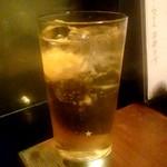 庵狐 - ハイボール:550円