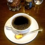 カフェ ビィオット - コーヒー (2016/12)