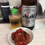 餃子の王将 - キムチ