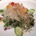 ワイン食堂 ニコ - サラダ